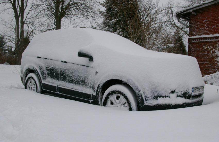 Garażowanie samochodu